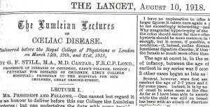 Lancet-coeliakia