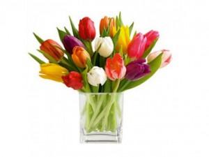 vegyes-tulipán-csokor